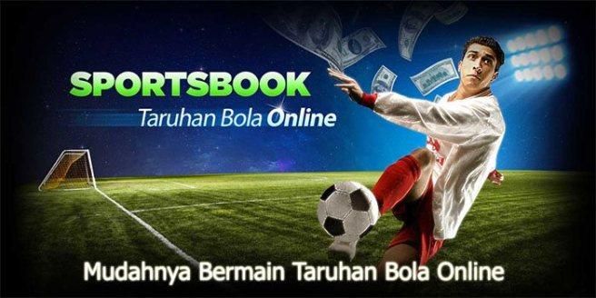 Mudahnya Bermain Taruhan Bola Online