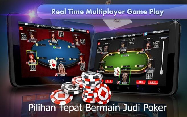 Pilihan Tepat Bermain Judi Poker